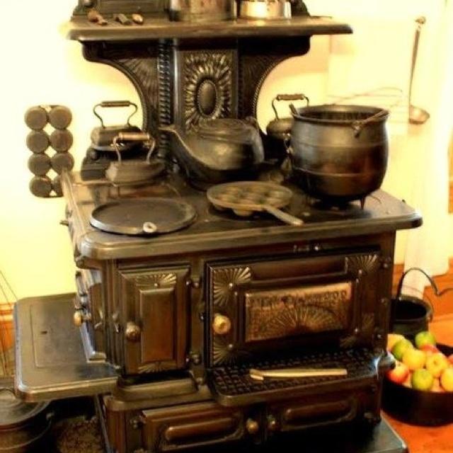 Vintage Coal Stoves 49