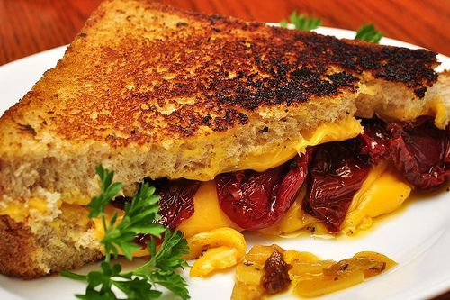 Host an Ooey Gooey Grilled Cheese Party
