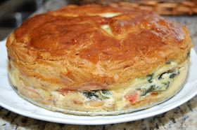 Italian Breakfast Torte.., | Must-try recipes | Pinterest