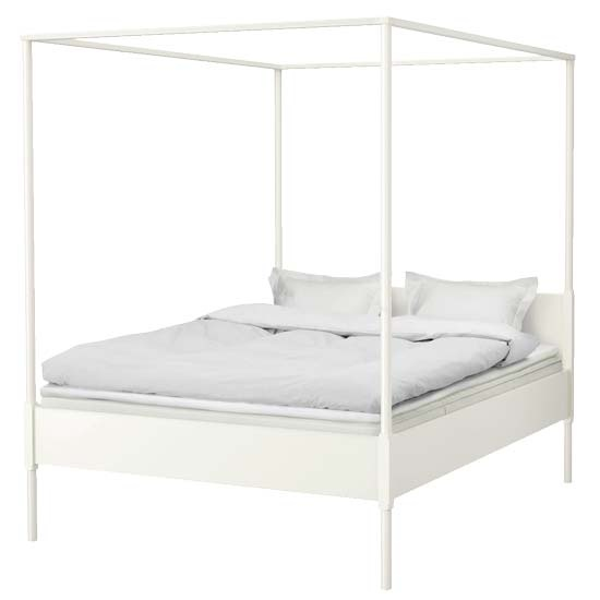 Ideas To Arrange Ikea Malma Mirror ~ edland ikea canopy bed  Home Products I Love  Pinterest