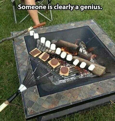 Redneck smores | Camping & Survival | Pinterest
