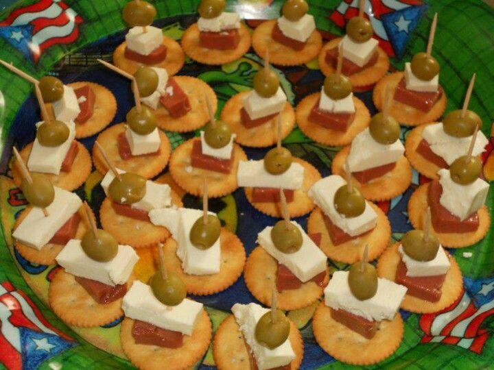 Recetas de aperitivos puertorriquenos related keywords recetas de aperitivos puertorriquenos - Entremeses y aperitivos ...