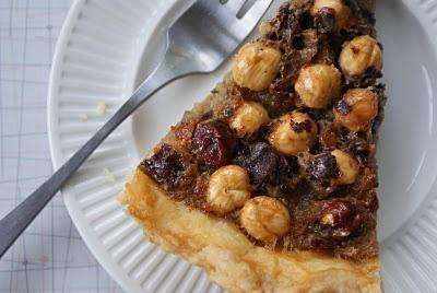 Maple Hazelnut Pie | deserts | Pinterest