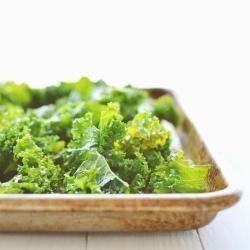Sea Salt & Vinegar Kale Chips | Favorite Vegetarian Recipes | Pintere ...
