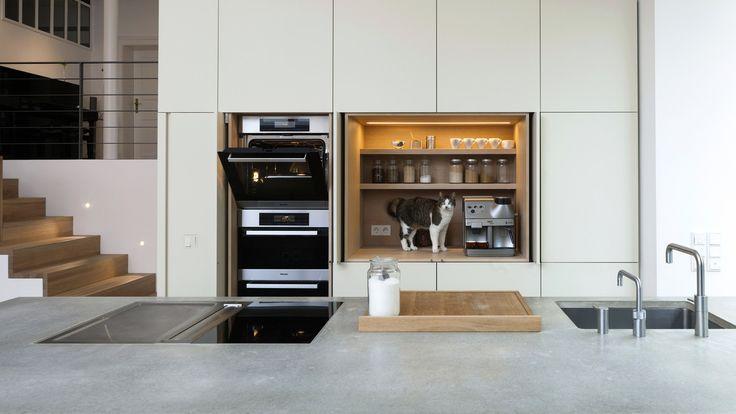 holzrausch loftkuche kitchen pinterest. Black Bedroom Furniture Sets. Home Design Ideas