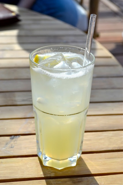 Tom Collins - my absolute favourite mixed drink :)
