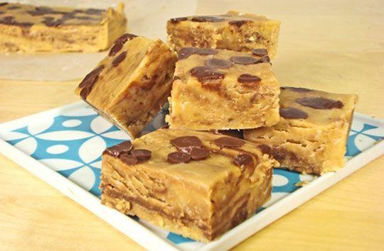 alton brown peanut butter fudge
