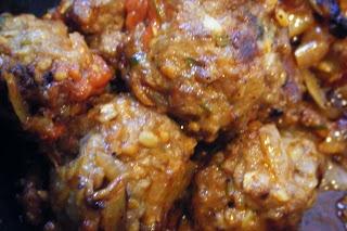 Jamie Oliver's Spanish Meatballs Tapas