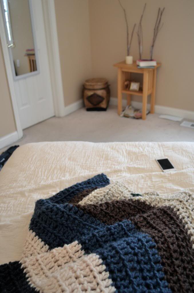 Crochet Quick Blanket : crocheted blankets