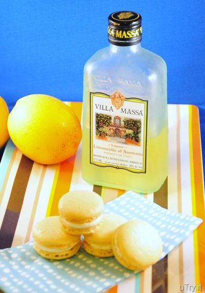limoncello macaroons coolinarika limoncello macaroons coolinarika