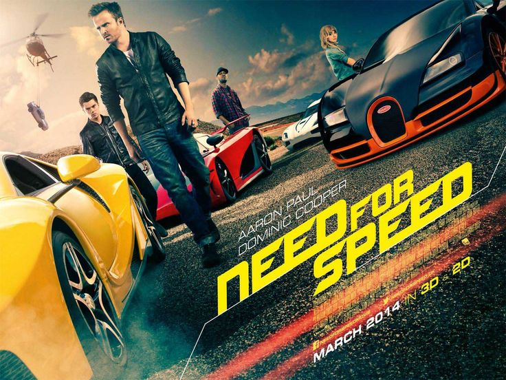 Download Need For Speed 2014 HDs Dubbed In Hindi