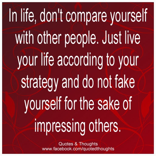 Quotes To Live For Others: Quotes About Impressing Others. QuotesGram
