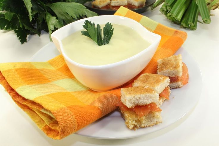 Cream of Celery Soup | Soups and Chowders | Pinterest