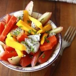 fruit and yogurt salad winter fruit salad salad rwandian fruit salad ...