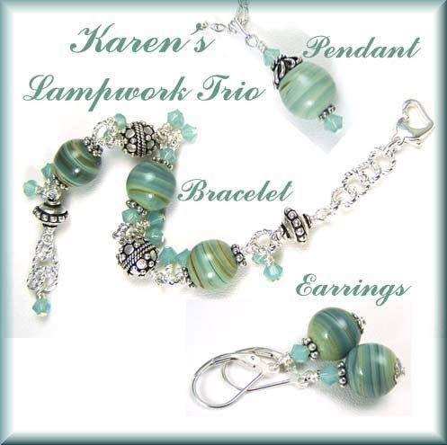 Karen's Custom Beaded Gemstone Jewelry