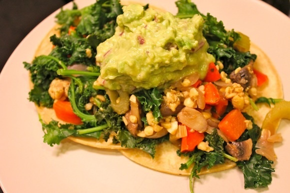 Curried Tempeh Tacos | Cooking | Pinterest