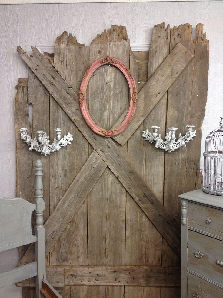 Barn door decor for the home pinterest for Barn door home decor
