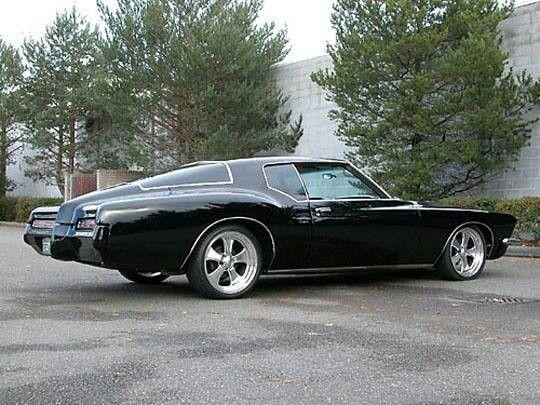 72 Buick Riviera Gm Cars Pinterest