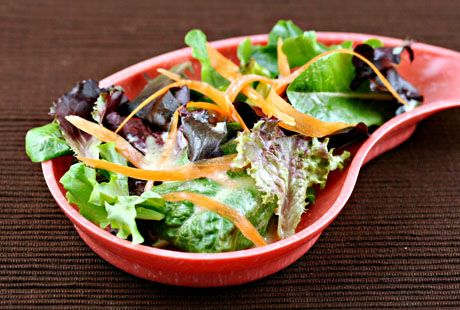 Miso salad   Everything Awesome   Pinterest