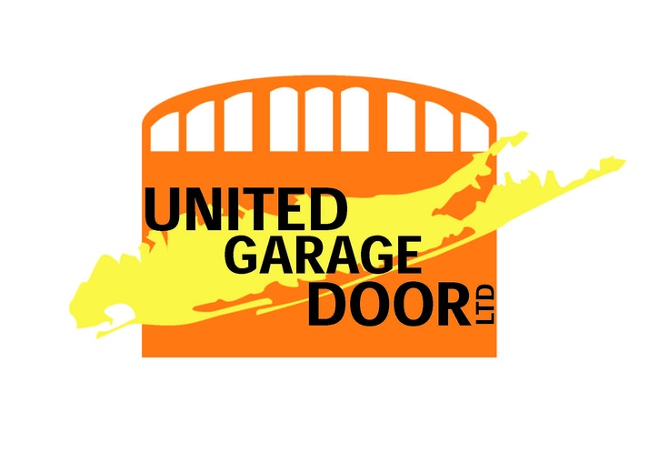 garage door logo design