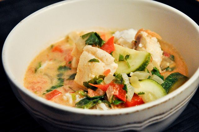 Brazilian Fish Stew Recipe — Dishmaps