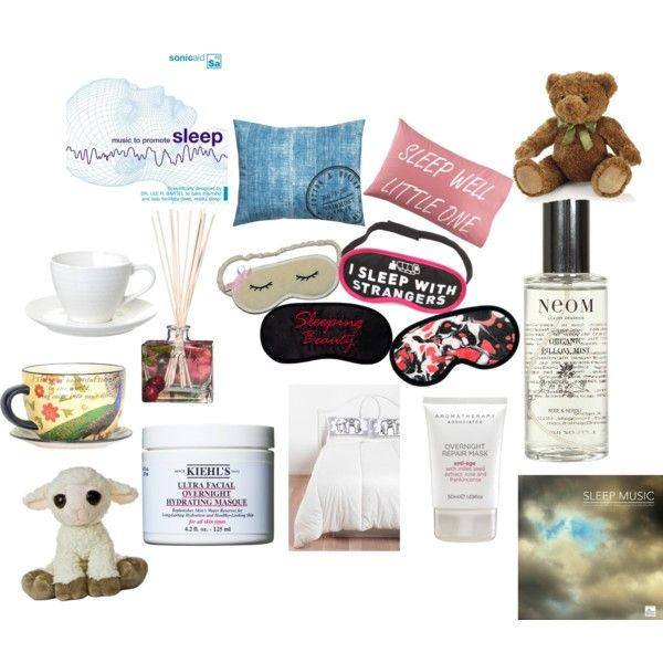 """Sleepytime"" by dannigirl1980 on Polyvore"