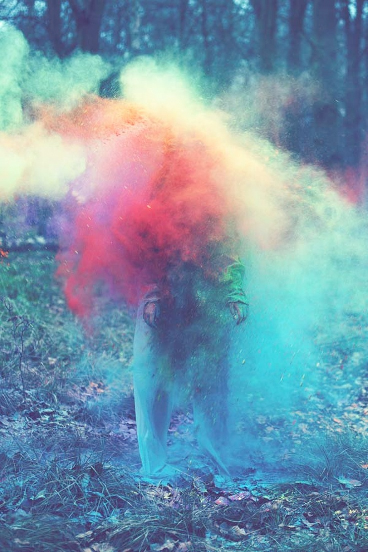 smoke bombs | Fashion | Pinterest