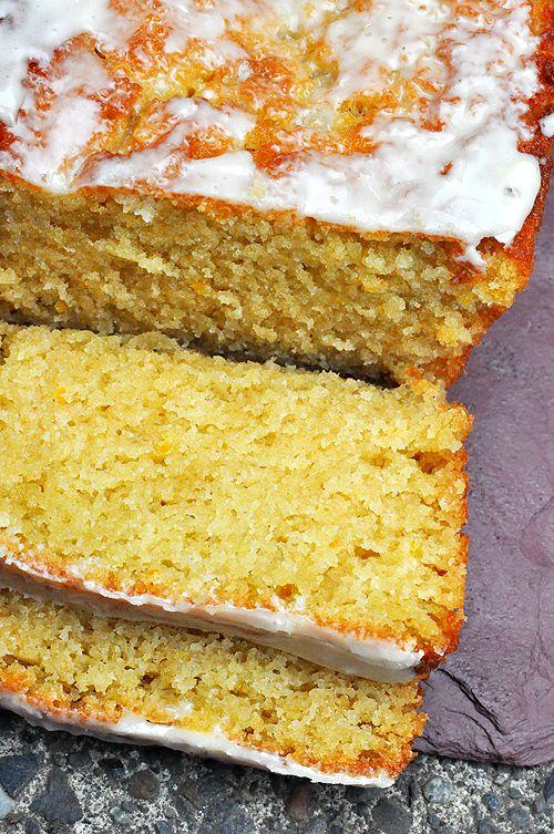 orange yogurt bread | Yummy | Pinterest