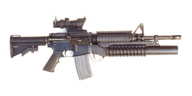 m16 gun wallpaper desktop - photo #23