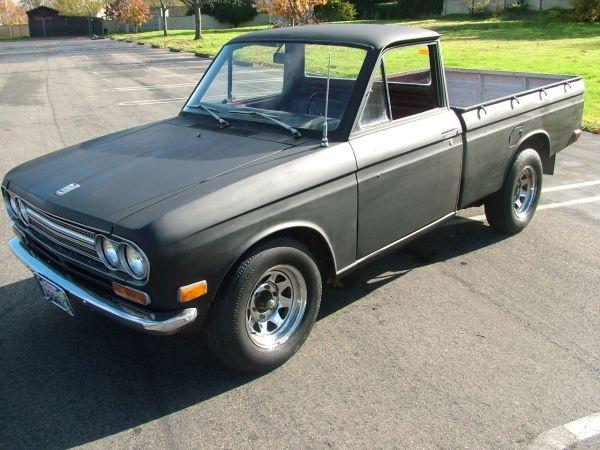 1971 Datsun 521 Pickup If I Were A Boy Pinterest