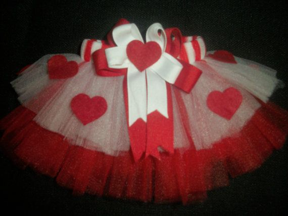 valentine's day dog dress
