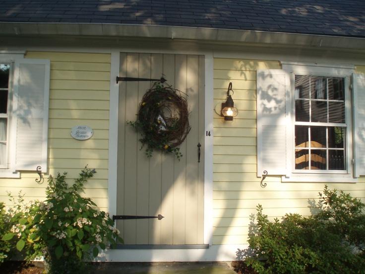 front door style?