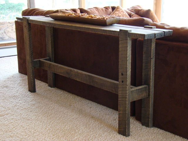 Sofa Console Tables: Home Kitchen