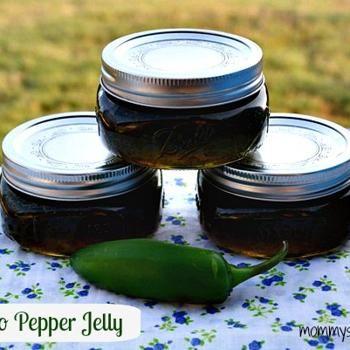 Jalapeno Pepper Jelly Recipe - ZipList | receipts | Pinterest