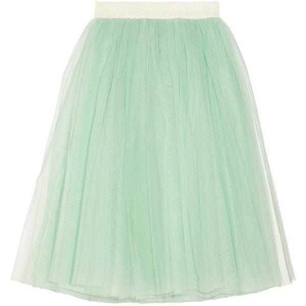 d layered tulle midi skirt wear swirly twirly skirts
