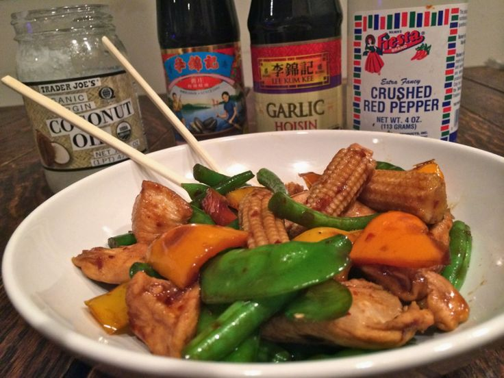 Sweet and Spicy Coconut Oil Stir Fry | Finger Lickin' Yummy Ideas ...