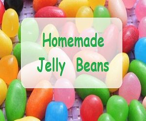 Homemade Jelly Beans--savebiglivebetter | Candy land
