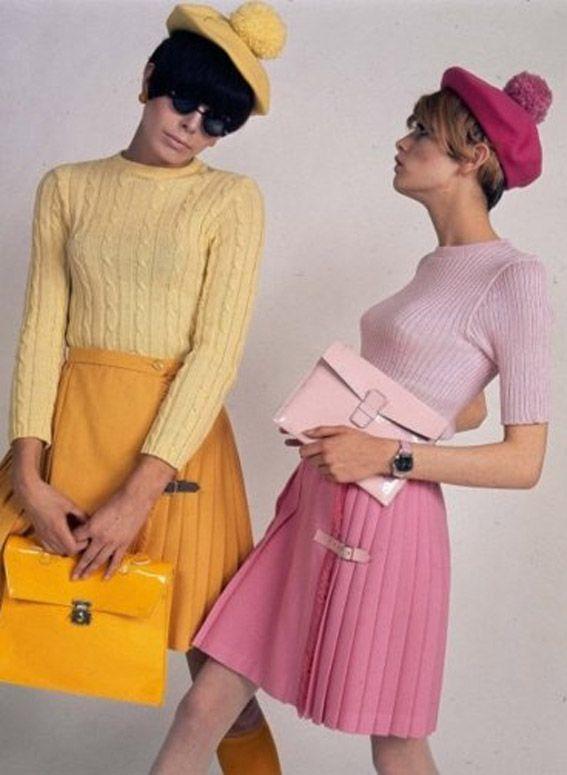 1960 39 S Mod Fashion Peddling Pinterest
