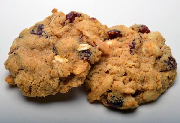 Finalist - Cranberry Crunch Cookies   Food   Pinterest
