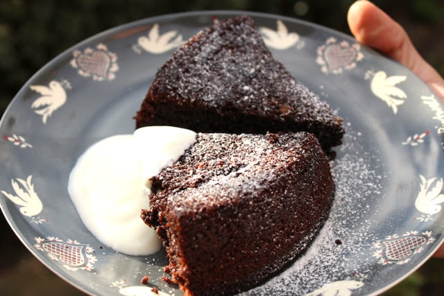 Chocolate Olive Oil Cake | Recipes | Pinterest