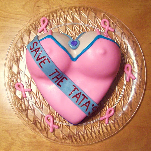 Best 25 Breast cancer cake ideas on Pinterest Breast