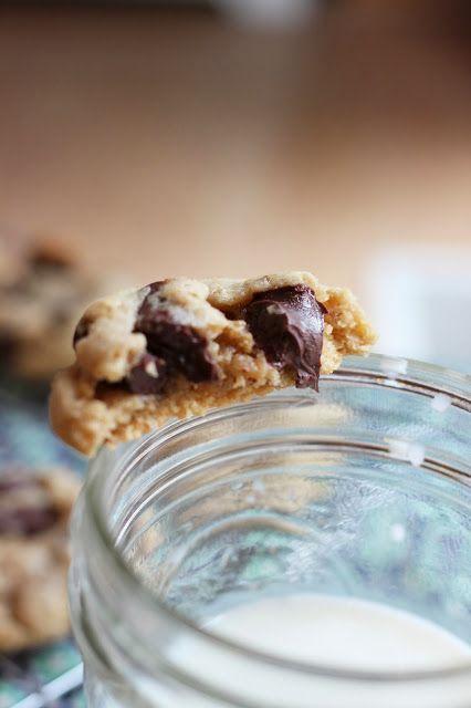 ... , Bake, Sew, Create: Peanut Butter Oatmeal Chocolate Chunk Cookies