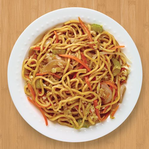 Vegetable Lo Mein | Wegmans--quick and easy lo mein recipe