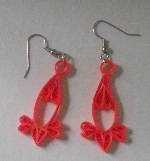 earrings | Crafts - Quilling/Jewelry | Pinterest