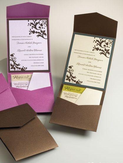 wedding stationary: