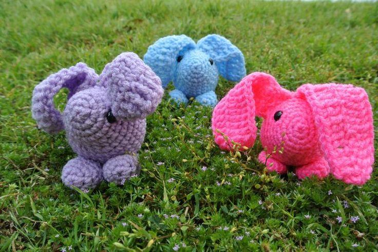 Baby Bunny Amigurumi Pattern : Baby Bunny Amigurumi Pattern Crochet Amigurumi and Toys ...
