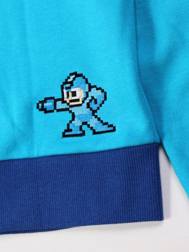 Megaman Hoodie | be still my GEEK