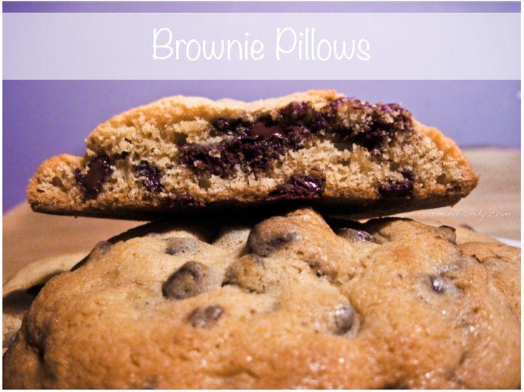 Brownie Pillows