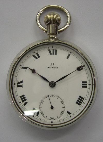 pin clock watch omega - photo #5