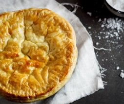 Chicken, bacon and corn pot pies | Recipe